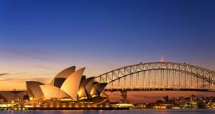 Préparer PVT Australie