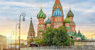 Obtenir PVT pour la Russie