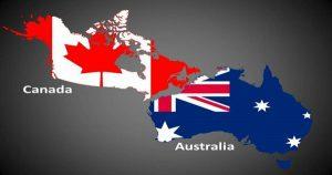 PVT canada ou australie