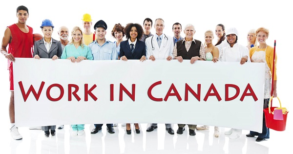 trouver un travail au Canada