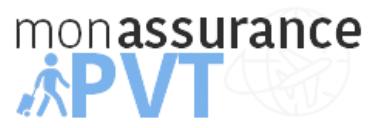 Logo mon assurance PVT